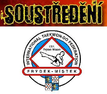 Soustředění školy TKDFM Frýdek-Místek – červenec, srpen 2012